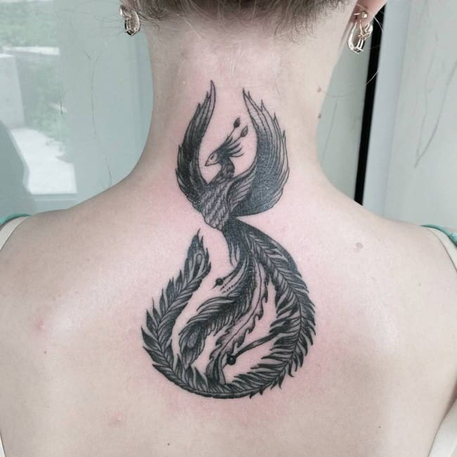 150 Meaningful Phoenix Tattoos Ultimate Guide February 2019