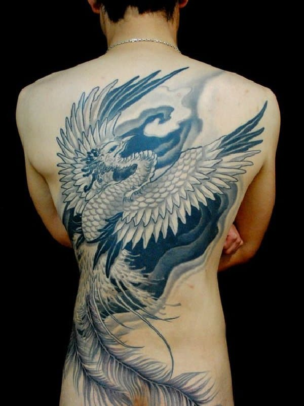 110 Meaningful Phoenix Tattoos Ultimate Guide July 2019