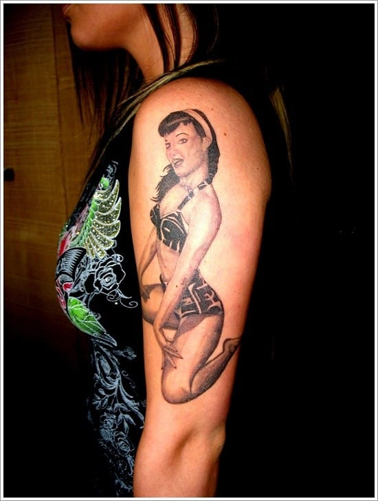 pin-up-girl-tattoos-17