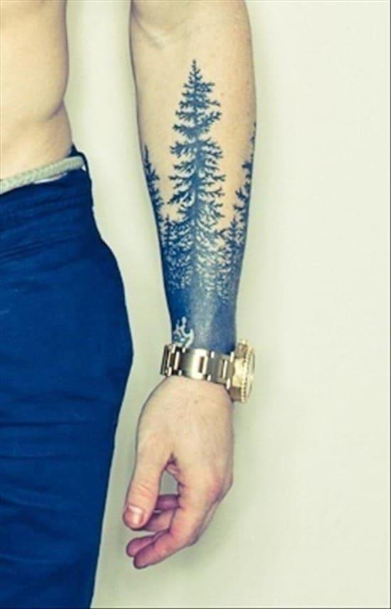 pinetree-tattoo