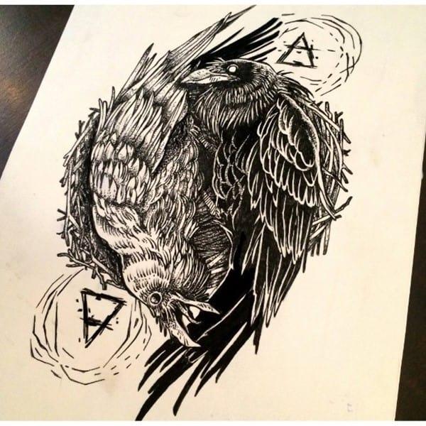 raven-tattoo-25