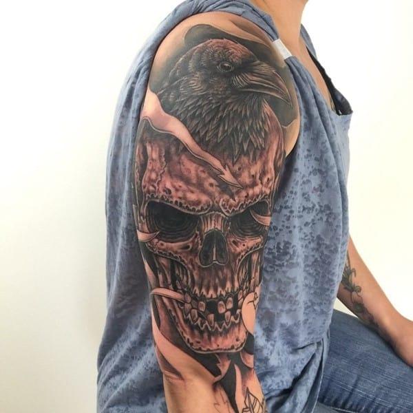 raven-tattoo-43