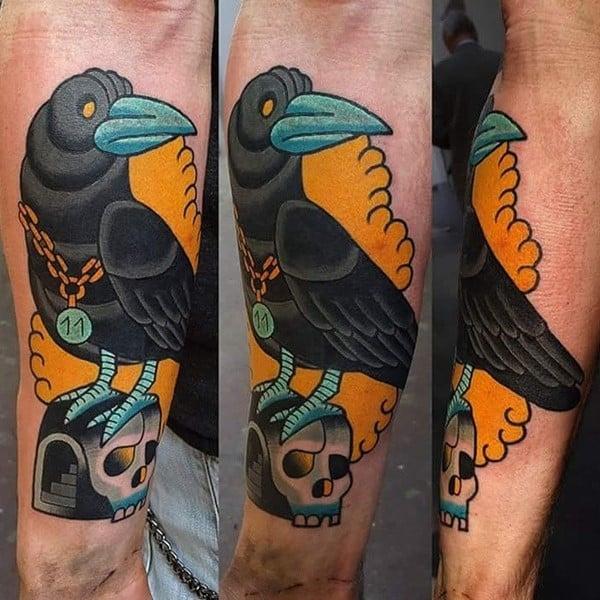raven-tattoo-49