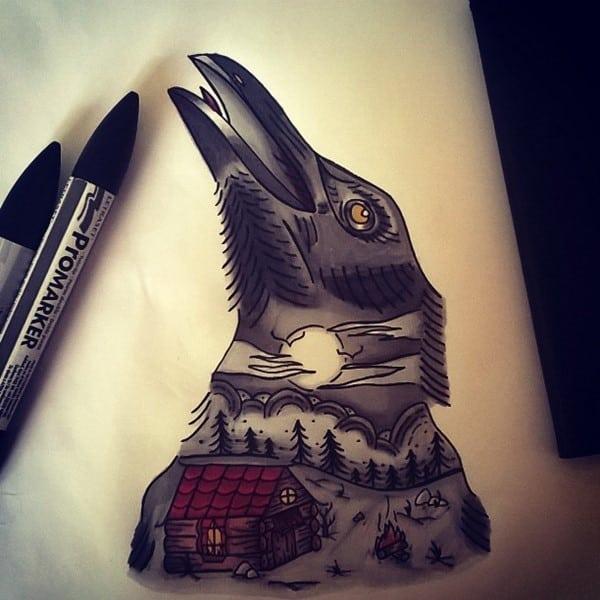 raven-tattoo-50
