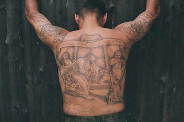 real-prison-tattoo-design