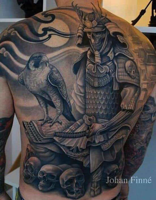 samurai-tattoos-sitting-down
