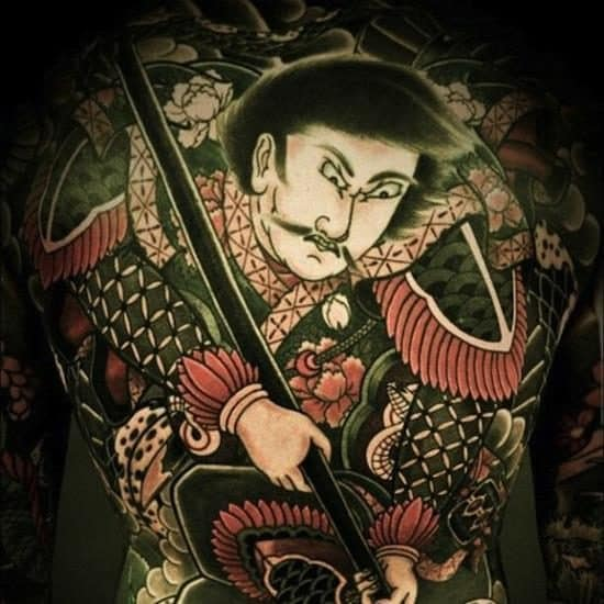 150 Samurai Tattoos Meanings (Ultimate Guide, March 2019 ...