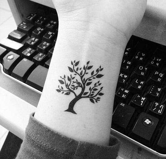 small-tree-tattoo