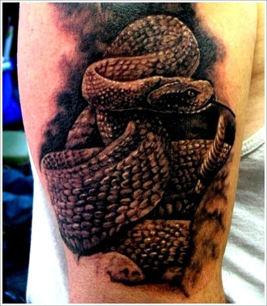 150 Meaningful Snake Tattoos (Ultimate Guide, July 2019