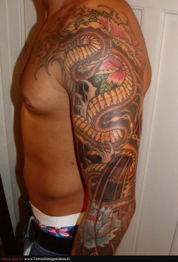 snake-tattoos