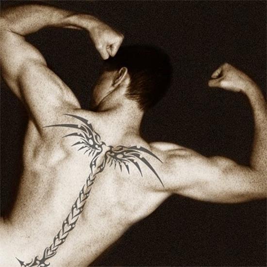 spine tattoos designs ideas men women girls (2)