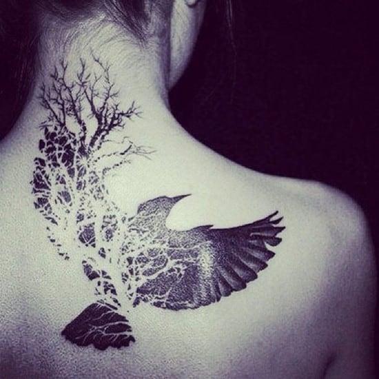 tree-birds