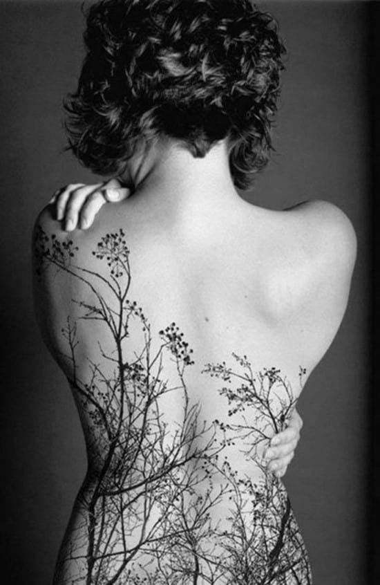 tree-tattoo-for-women-on-back