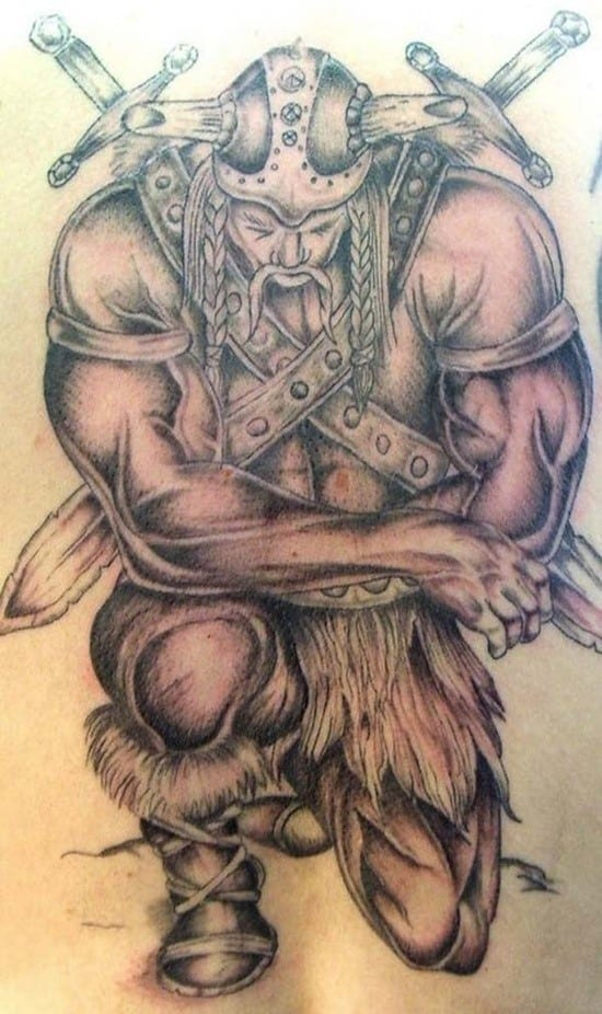 warriors-tattoo-22
