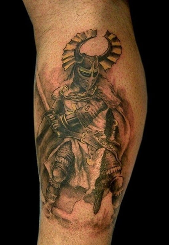 warriors-tattoo