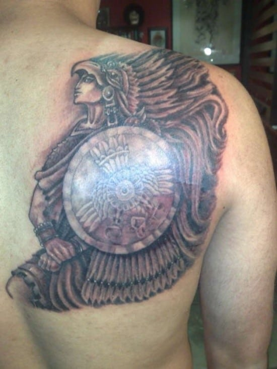 warriors-tattoo-8
