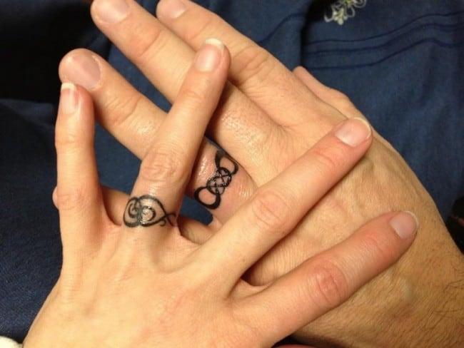 Wedding Ring tattoo