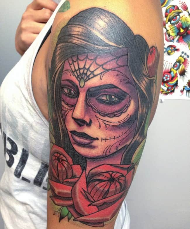 day-of-the-dead-tattoo (27)