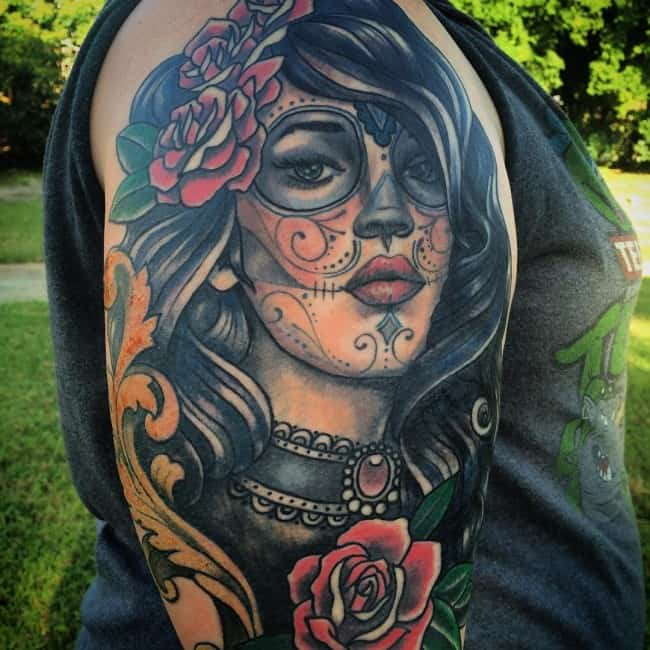 day-of-the-dead-tattoo (5)