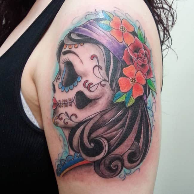day-of-the-dead-tattoo (9)