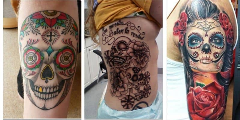 day-of-the-dead-tattoos-fabulousdesign