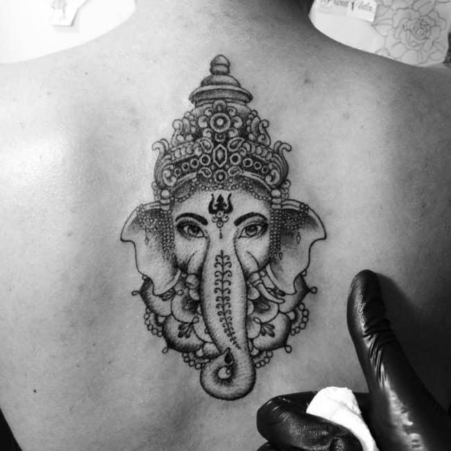 85 beautiful elephant tattoos and their meanings fmagcom - HD1080×1080