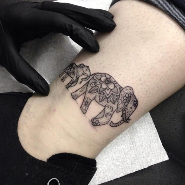 200 Meaningful Elephant Tattoos An Ultimate Guide January 2019
