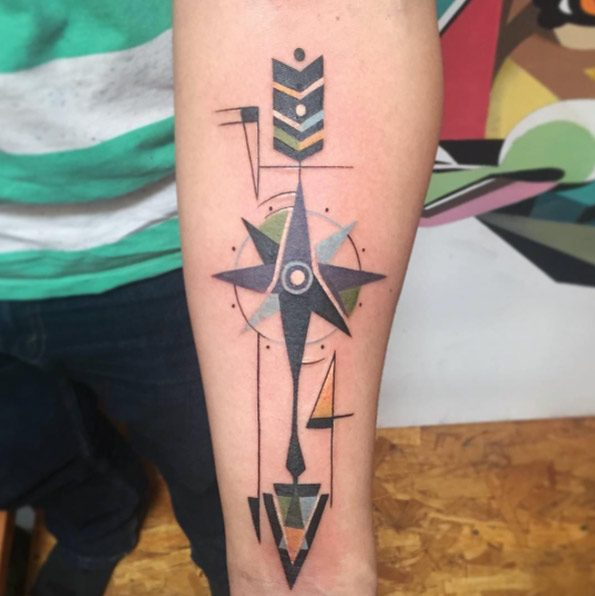 150 Best Arrow Tattoos Meanings Ultimate Guide August 2019