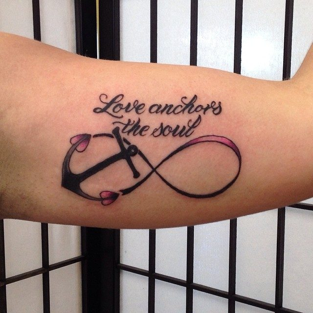 a4952e123 Matching tattoos will contain exactly the same elements and have same  designs for both the partners who want to profess their love for each other with  the ...