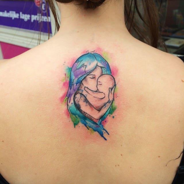 150 Adorable Mother Daughter Tattoos Ideas (April 2018)