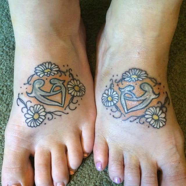 150 Adorable Mother Daughter Tattoos Ideas [2017 Collection]
