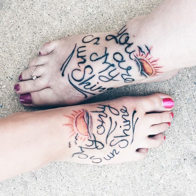 150 Mother Daughter Tattoos Ideas (Ultimate Guide, September 2018)