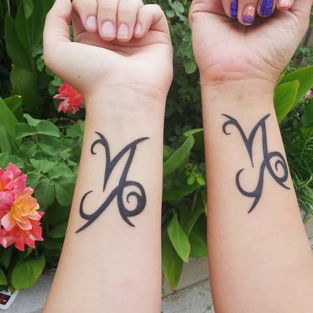 150 Adorable Mother Daughter Tattoos Ideas (May 2018)