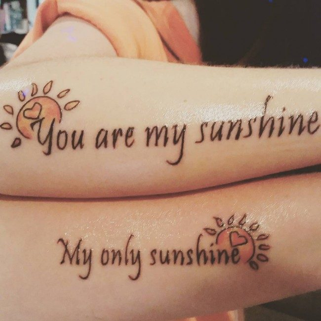 150 Mother Daughter Tattoos Ideas Ultimate Guide September 2018