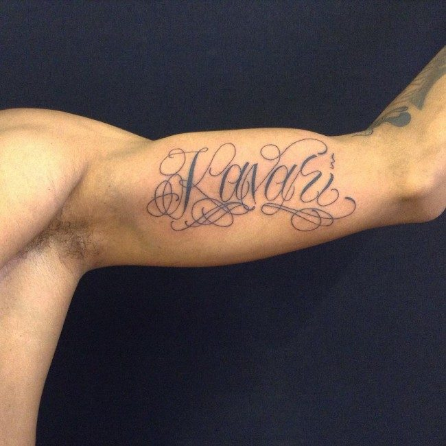 150 Creative Name Tattoos Ideas (Ultimate Guide, August 2019)