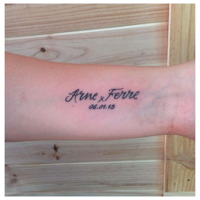 150 Creative Name Tattoos Ideas (Ultimate Guide, September 2019)