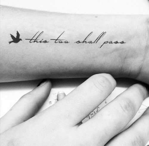 210 Meaningful Bird Tattoos Ultimate Guide November 2018
