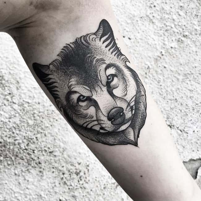 Wolf Wrist Tattoo Designs Ideas And Meaning: 150 Inspiring Wolf Tattoos And Their Meanings (May 2018