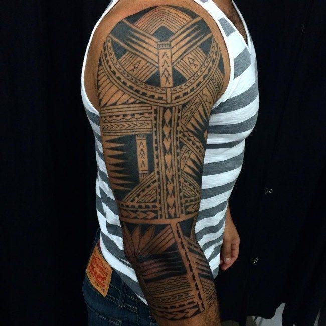 180 Tribal Tattoos For Men Women Ultimate Guide September 2018