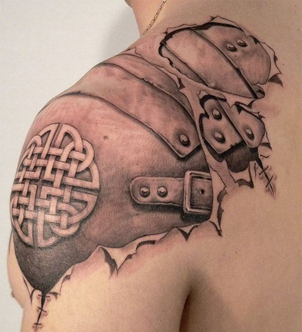 150 Most Realistic 3D Tattoos 2017 Collection