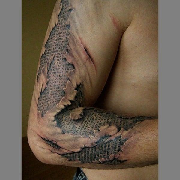 3D Tattoo Design Ideas