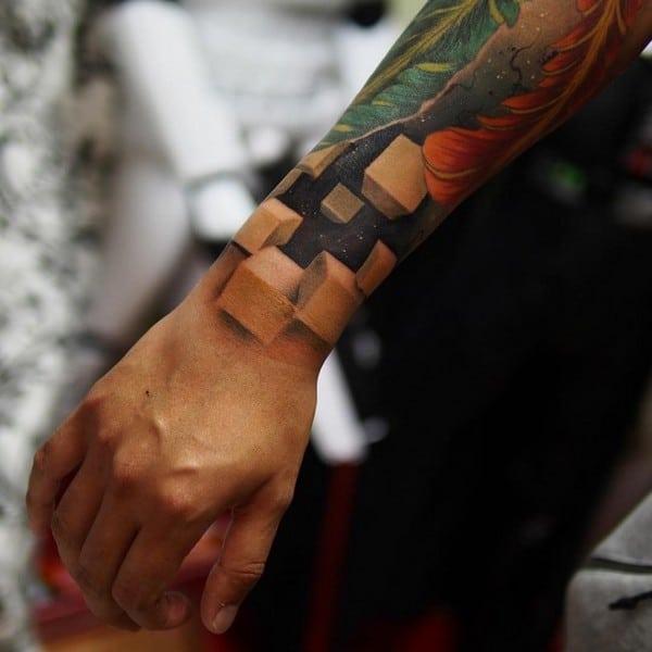 3D Tattoo Ideas