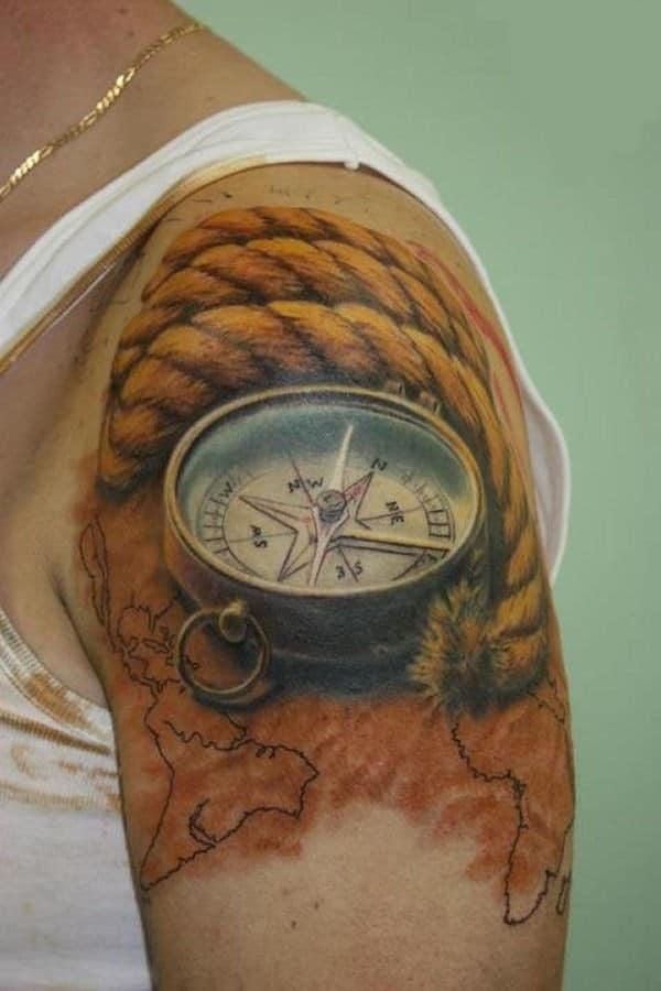 3D Tattoos Navigation
