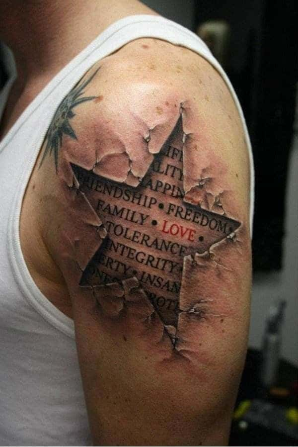 150 Most Realistic 3d Tattoos Ultimate Guide October 2019