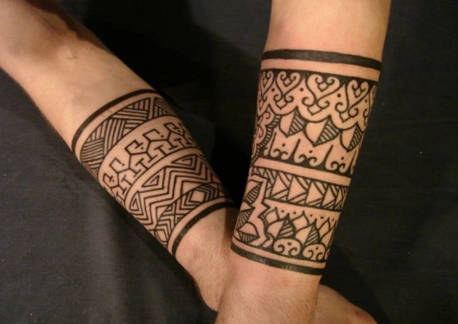 180 tribal tattoos for men women (ultimate guide, january 2019)