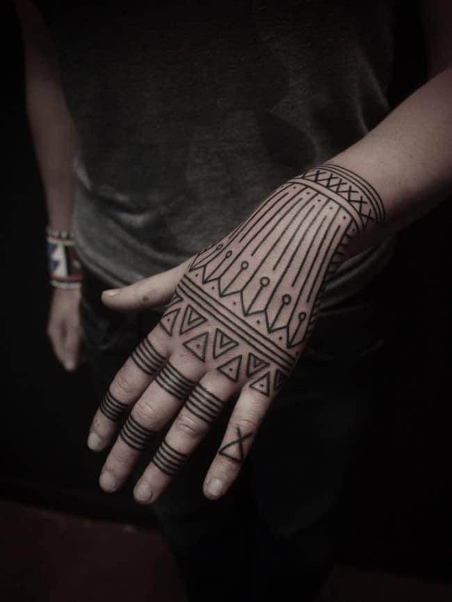 180 Tribal Tattoos For Men Women Ultimate Guide July 2019
