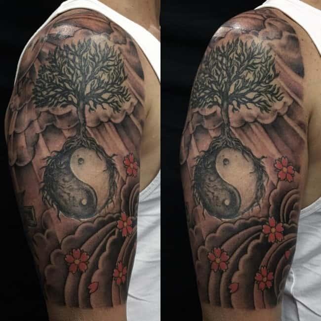 Yin-Yang-Tattoo (18)