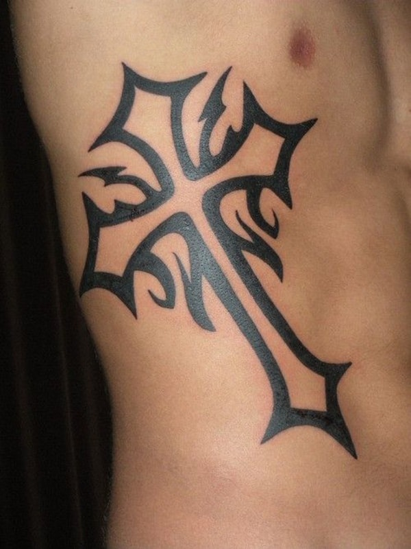 celtic cross tattoo