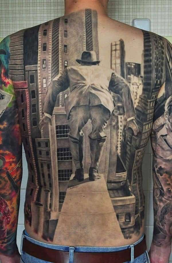 Fabulous 3D Tattoos
