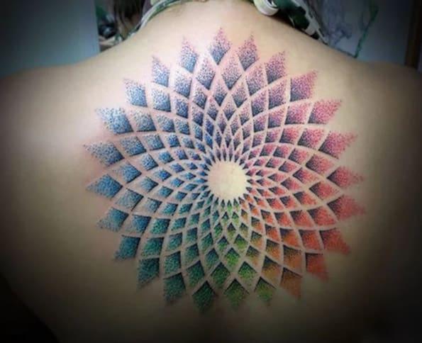 200 Mystical Mandala Tattoos And Meanings February 2018